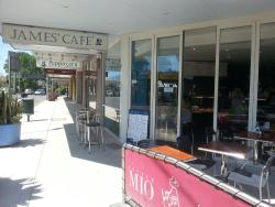 James' Takeaway Cafe