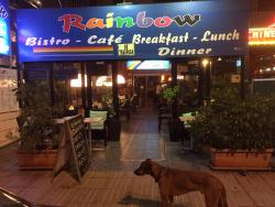 Rainbow Cafe Bistro Restaurant
