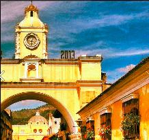 Arc de Santa Catalina