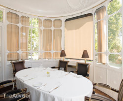 Massimo Riccioli Restaurant-Bistrot-Breakfast Room at the Hotel Majestic Roma