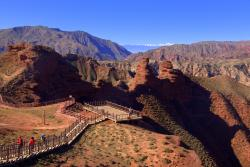 Pingshan Grand Canyon