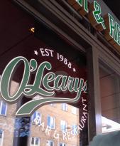O'Learys - Uppsala