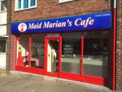 Maid Marian's