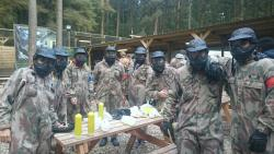 Delta Force Paintball Newcastle