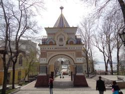 Nikolai's Triumphal Arch/ Arch of Prince Nicholas