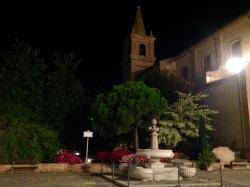 The Fountain in Piazza Garibaldi