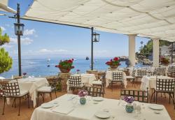 Oliviero Restaurant - Belmond Villa Sant'Andrea