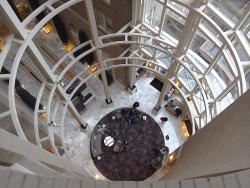 The Georgian Terrace Hotel lobby