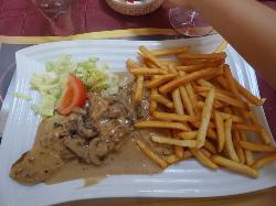 Restaurant du Parc Saint Leger Grands Felins