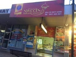Patiala sweets & indian restaurant