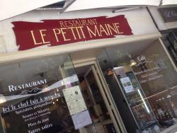 Restaurant le Petit Maine