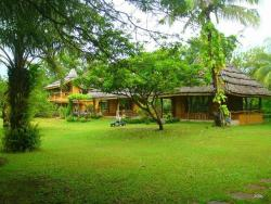 A haven to remember! Modernized Traditional Huts! ☺😊