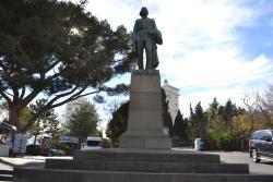 Monument to Gorkiy