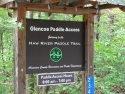 ‪Haw River Trail & Paddle Trail‬