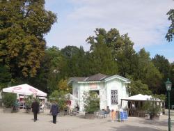 Cafe Florian Kur-Konditorei Trahbuchler