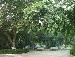 Jardin Bizot