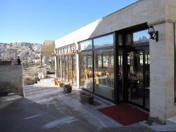 Goreme Kaya Hotel Restaurant