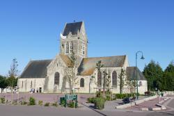 Église Notre-Dame-de-l'Assomption de Sainte-Mère-Église