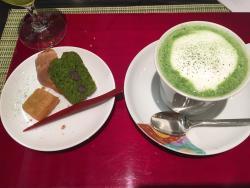 Sabo Adonis Fukujuso Tea & Sweets by Fukujuen
