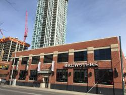 Brewsters Brewing Co & Restaurant Eleventh Avenue