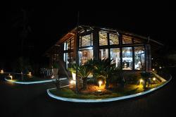黃金城鎮生態飯店