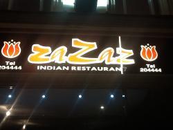 Zazaz Indian Restaurant