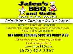 Jalen's BBQ