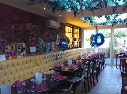 Beautiful Italian restaurant in Hale