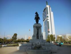 Plaza Baquedano (Plaza Italia)