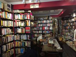 Gertrude & Alice Cafe Bookstore