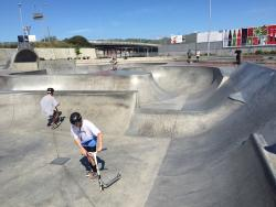 Washington Way Skate Park