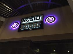 Sushi Zushi of the Domain