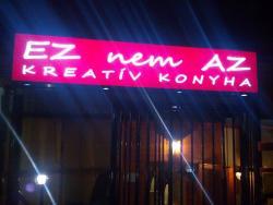 EZ nem AZ Kreatív Konyha