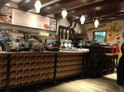 Max Brenner Chocolate Bar - Sydney CBD
