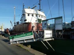 Museumsschiff FMS GERA