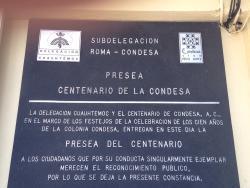 Fraccionamiento Hipodromo-Condesa