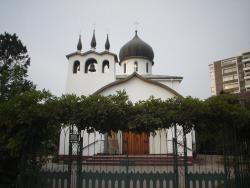 Iglesia Ortodoxa Rusa de la Santísima Trinidad y la Stma Virgen de Kazán