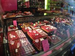 L'Atelier Jean-Luc Pelè Chocolat Macaron