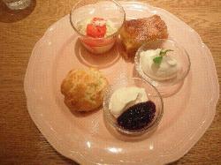 Afternoon Tea Tea Room Entetsu Department Store