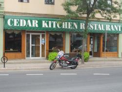 Cedar Kitchen