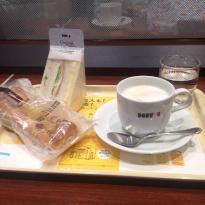 Doutor Coffee Shop Funabashieki minamiguchiten