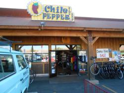 Chile Pepper Bike Shop