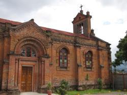Iglesia de Ladrillo