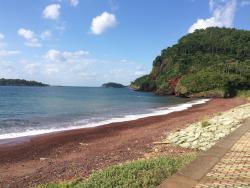 Akahama Beach