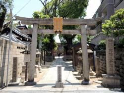 Abe Oji Shrine