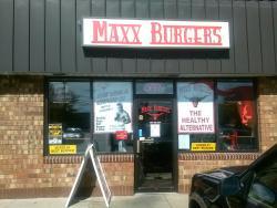 Maxx Burgers & Franks