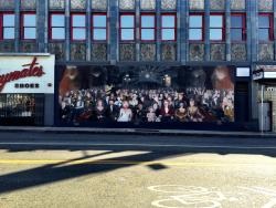 Hollywood Murals-You Are the Star