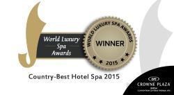 World Luxury Best Hotel Spa Award 2015