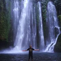 Tiu Kelep Waterfall, Lombok (154177003)