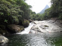 Estacao Ecologica de Jureia-Itatins